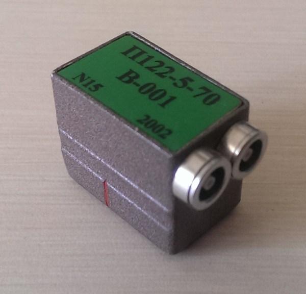 Преобразователь П122-5-70-В-001(раздельно-совмещенный)
