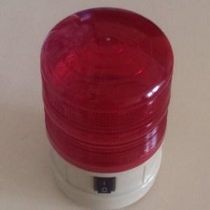 Лампа сигнальная (на батарейках)