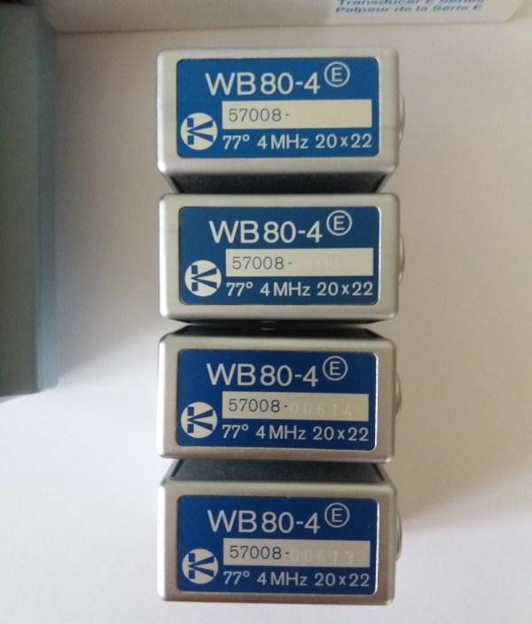 WB80-4 krautkramer