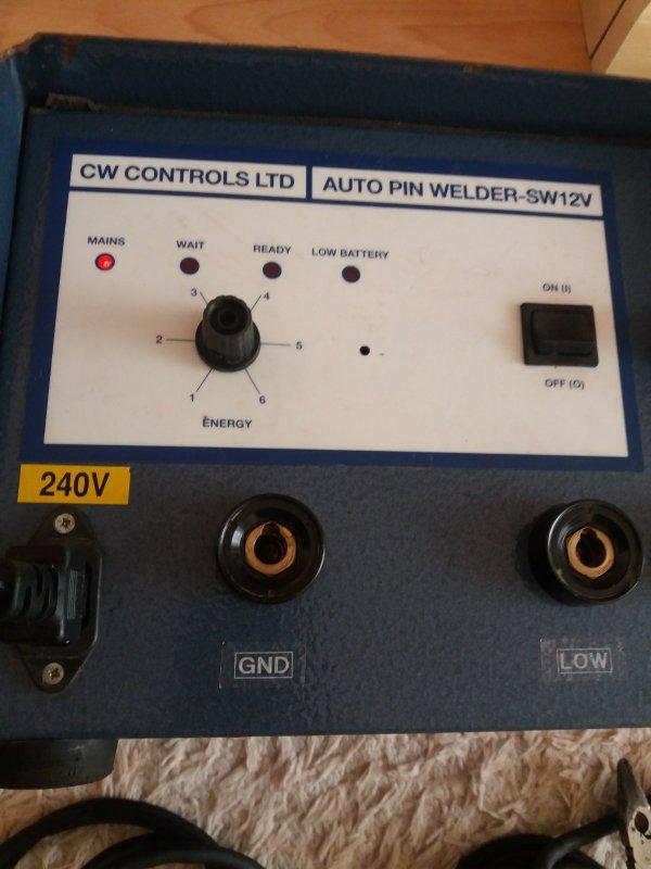 Конденсаторная машина SW12V