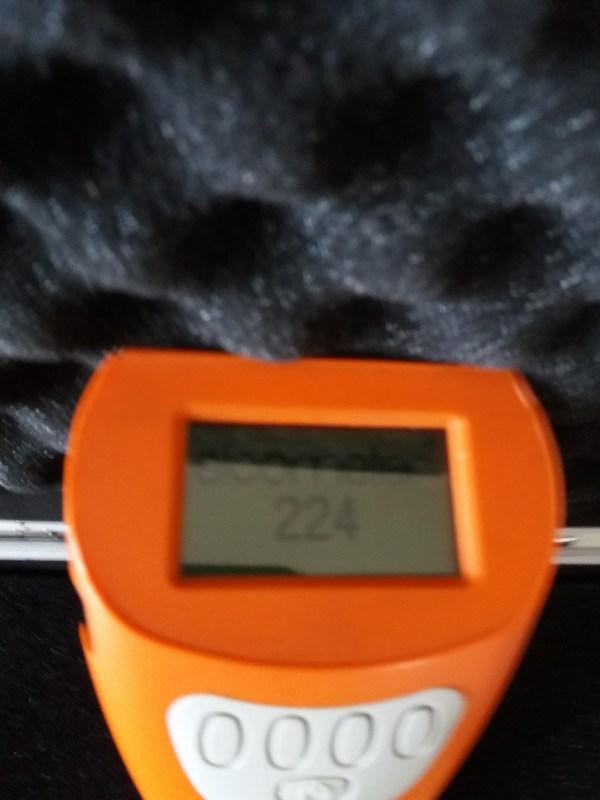 Elcometer 224 Цифровой профилемер поверхности