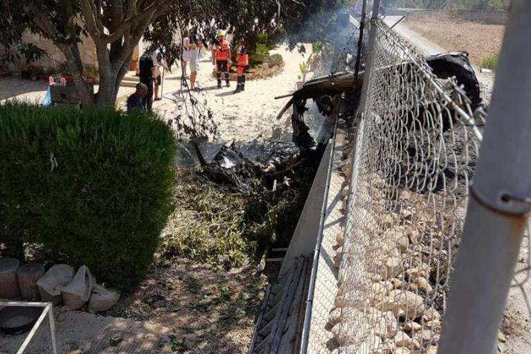 Σύγκρουση ελικοπτέρου με αεροσκάφος στη Μαγιόρκα – Πληροφορίες για πέντε νεκρούς