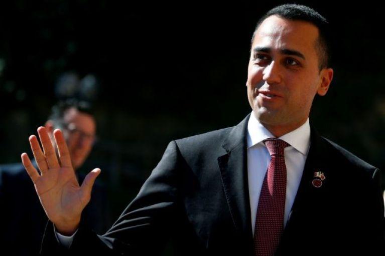 Η αρχή του τέλους για τον κυβερνητικό συνασπισμό στην Ιταλία: Ο Ντι Μάιο ευχαριστεί τον Κόντε