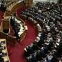 Φυγόκεντρες τάσεις στα κόμματα με αφορμή τον εκλογικό νόμο