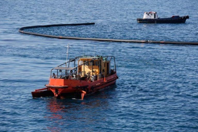 Αποκλειστικό MEGA : Αντιρρήσεις ΕΕ για το πλωτό φράγμα στο Αιγαίο