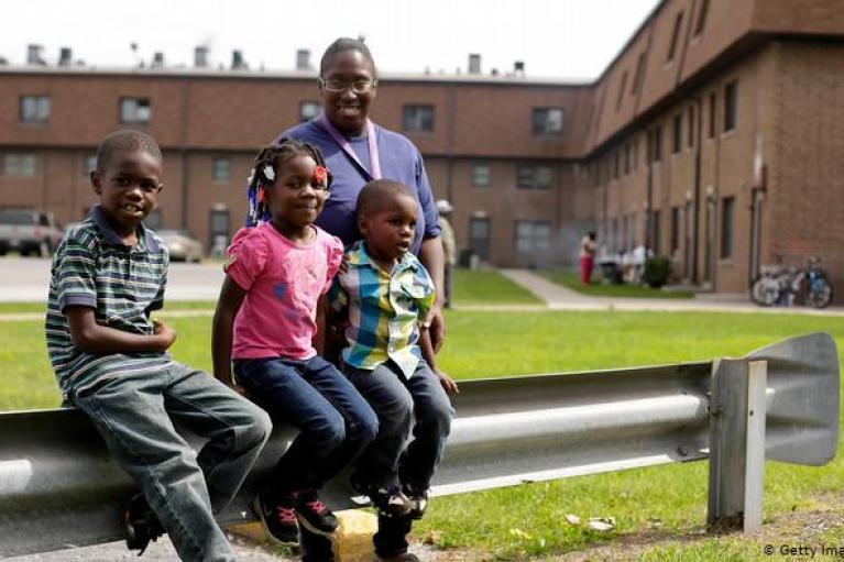 Κοινωνική ανισότητα: μια διαχρονική αμερικανική παθογένεια