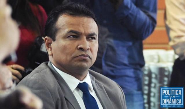 Fábio Abreu entrou na política após fama na PM (Foto: Jailson Soares/PoliticaDinamica.com)
