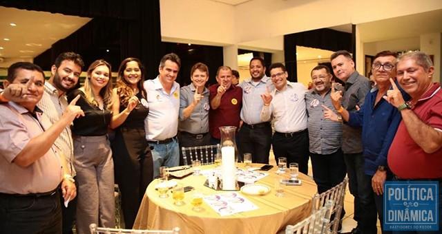 A festa foi animada (foto: facebook)