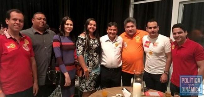 """A festa de Wellington Dias deu um outro sentido à expressão """"Combate à Pobreza Rural"""" (foto: Facebook)"""