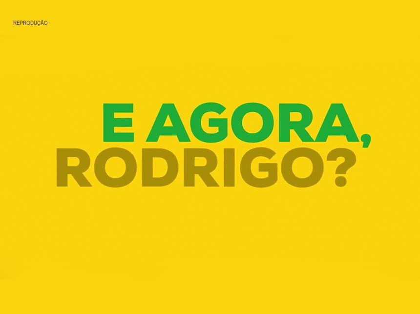 É proibido falar o nome do governador do Distrito Federal na TV?