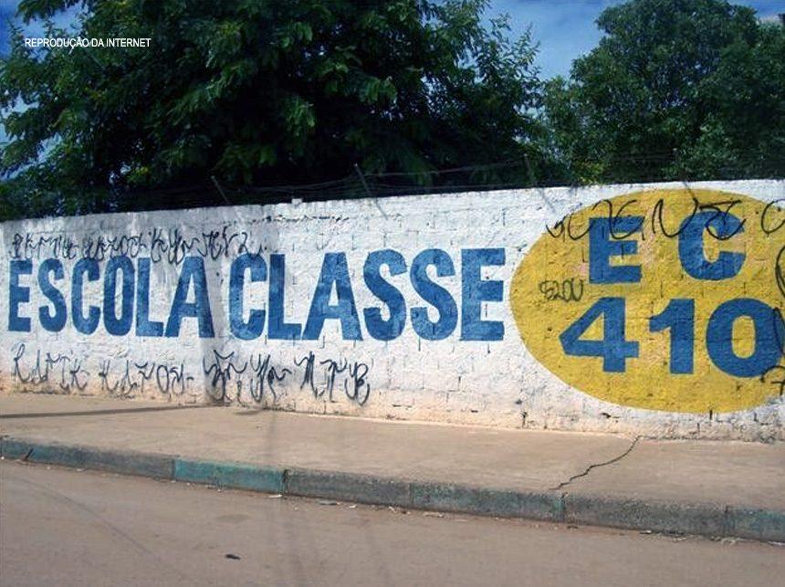 Rollemberg tenta escapar mas TJDFT determina reconstrução de escola em Samambaia