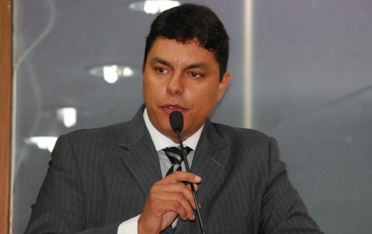 Raoni incentiva participação da juventude em evento realizado pelo Democratas em São Bento