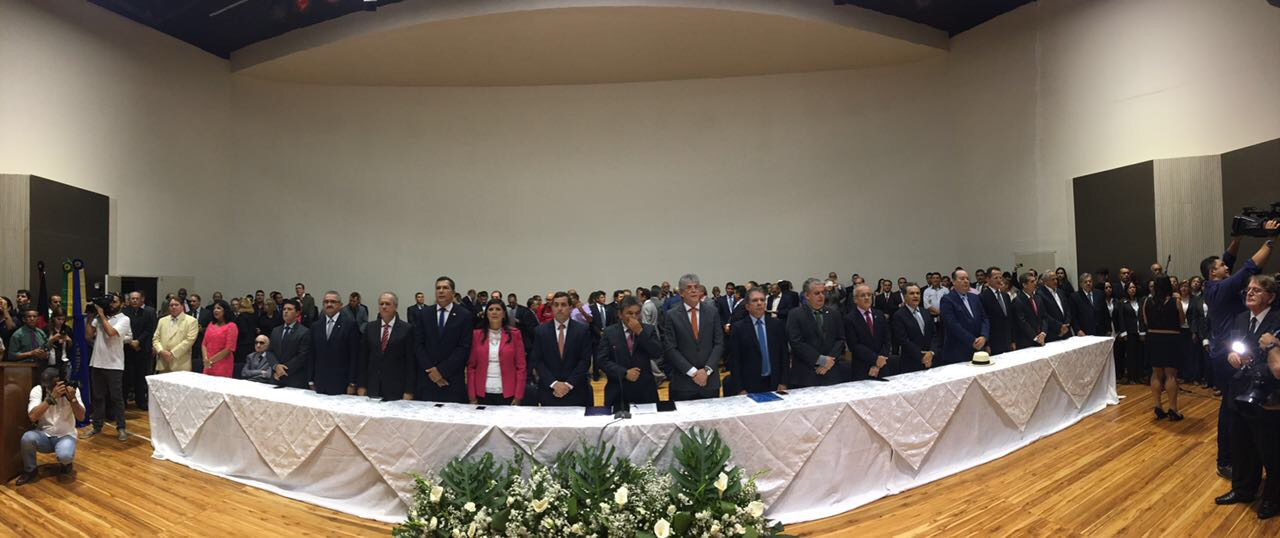 Casa cheia na posse de gerv sio mostra potencial do parlamentar para disputar governo em 2018 for Casa governo it 2018