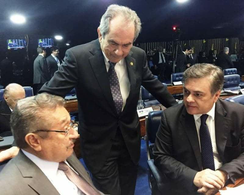Ranking dos Político mostra desempenho dos senadores da Paraíba; veja o melhor e o pior