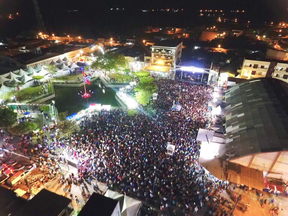 Festa de Emancipação Política de Princesa Isabel atraiu público recorde nos dias 16 e 17 de novembro