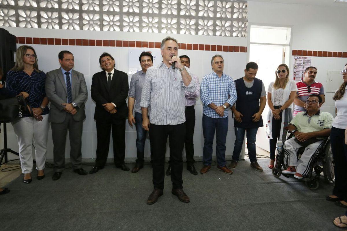 ÁUDIO:Cartaxo diz que JP tem atendido saúde da PB por ineficiência do Estado e governo rebate com acusação