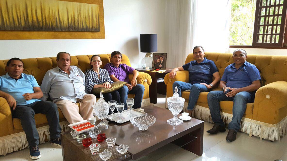 Mais um vereador campinense declara apoio ao deputado Manoel Ludgério