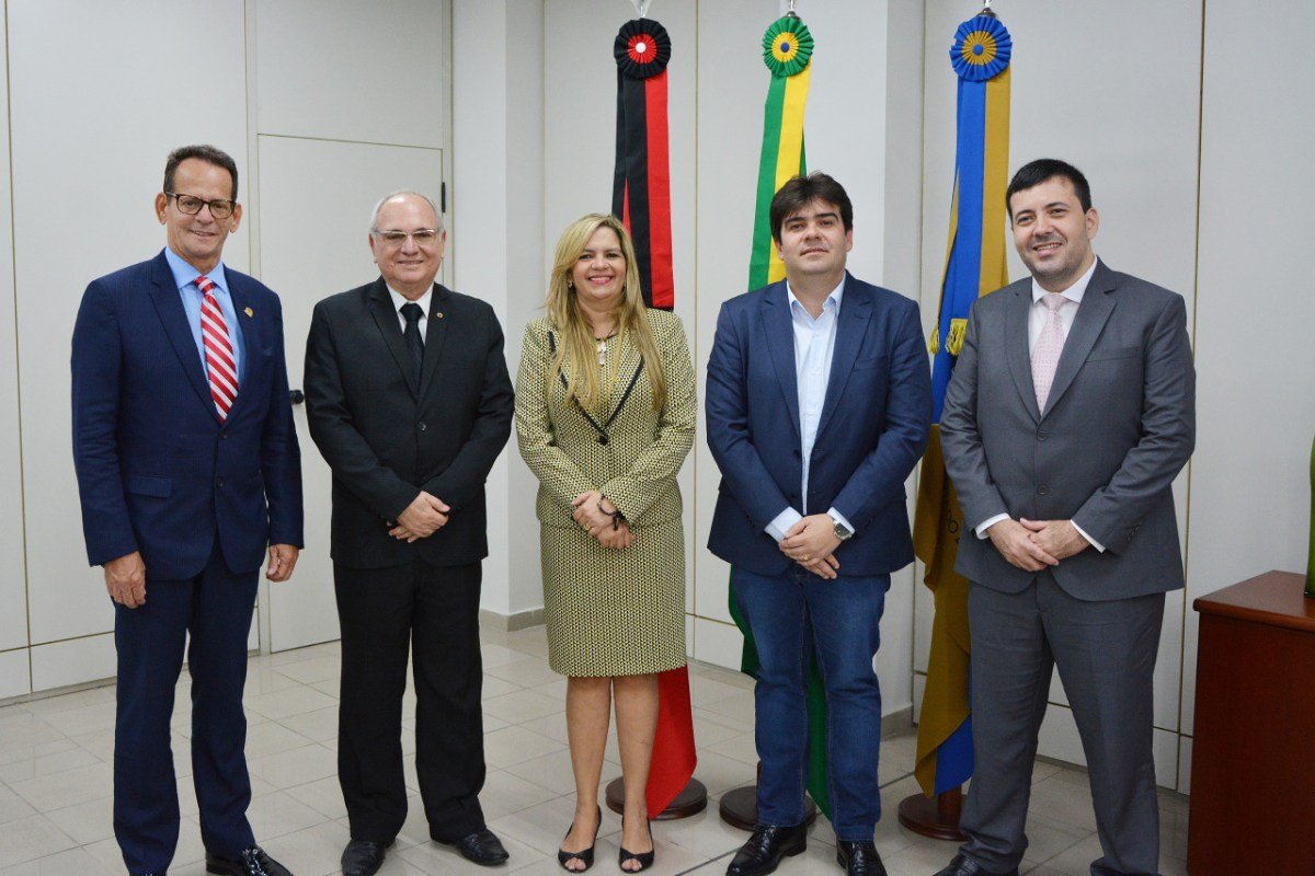 Câmara de João Pessoa propõe parceria com o TRE-PB para produção de conteúdo voltado às eleições