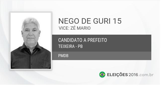 Prefeito e vice de Teixeira são cassados pela 2ª vez