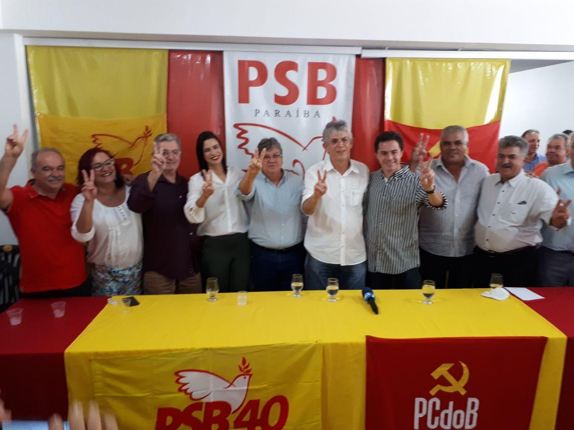 Treze candidatos a vereador pelo PCdoB deixam o partido para apoiar pré-candidatura de Lucélio