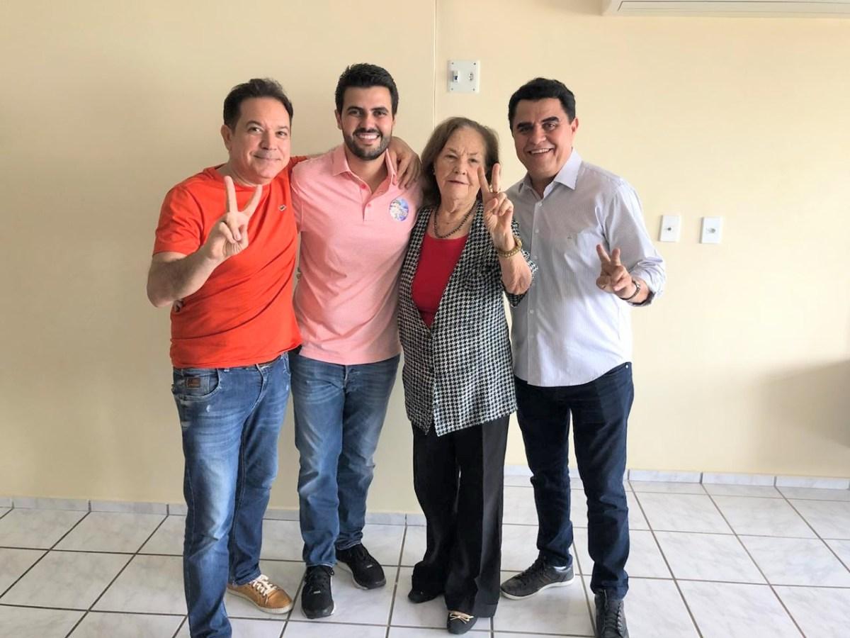 Ex-prefeita de Conceição Vani Braga declara apoio às candidaturas de Wilson Santiago e Wilson Filho
