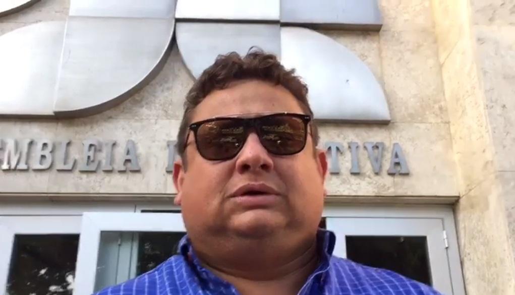 ÁUDIO: Deputado afirma que Governo quer tirar policiais do GAECO para prejudicar Operação Calvário