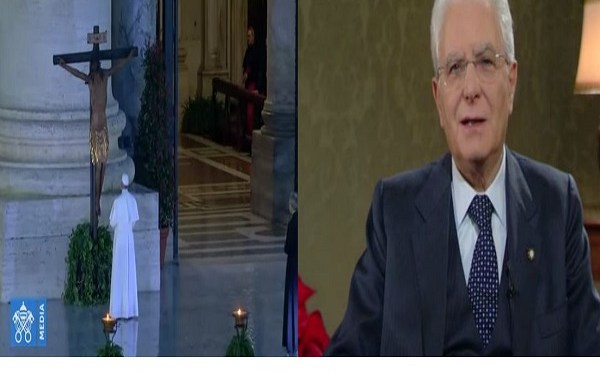 Francesco, Mattarella: il silenzio, la ragionevolezza – di Giancarlo Infante
