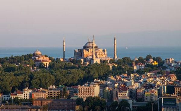 La conversione di Santa Sofia in moschea. Religione e politica – di Guido Guidi