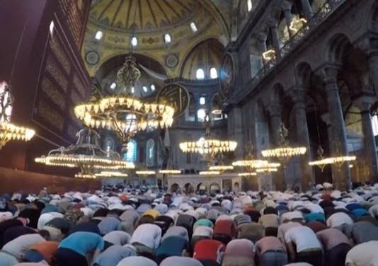 Dopo la preghiera islamica a Santa Sofia quali le conseguenze dialogo e laicità ?