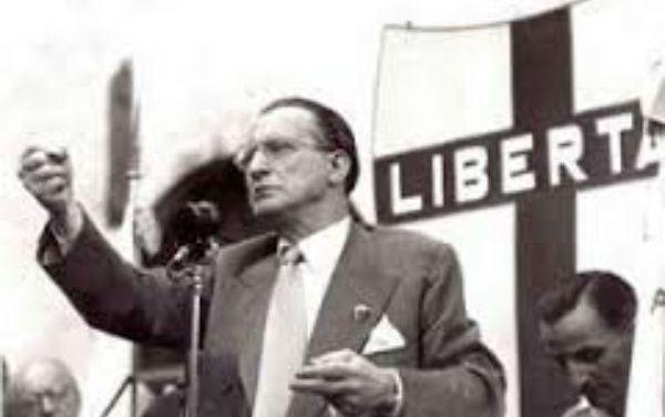De Gasperi e il senso storico delle cose e, quindi, della politica – di Giancarlo Infante