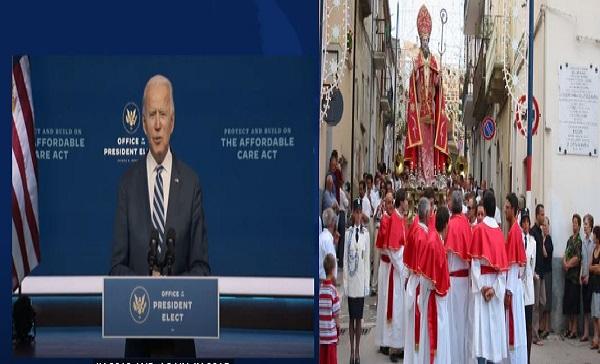 Biden e i cattolici, dagli Stati Uniti all'Italia – Enrico Maria Tacchi
