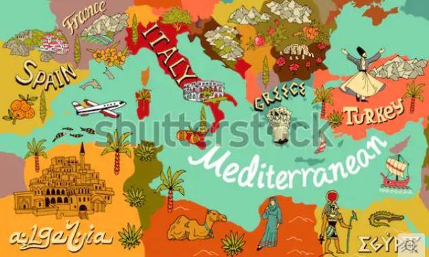 Per un progetto di sviluppo euro- mediterraneo e i confini sud dell'Europa- di Alfonso Barbarisi