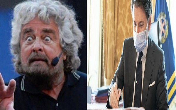 """Grillo e Conte: ancora e sempre """"vaffa"""" – di Domenico Galbiati"""