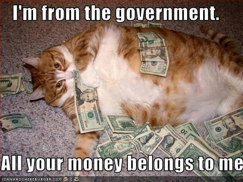 Image result for plundering of tax payers money cartoon