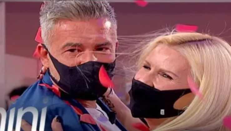 Claudio e Sabina rottura-political24