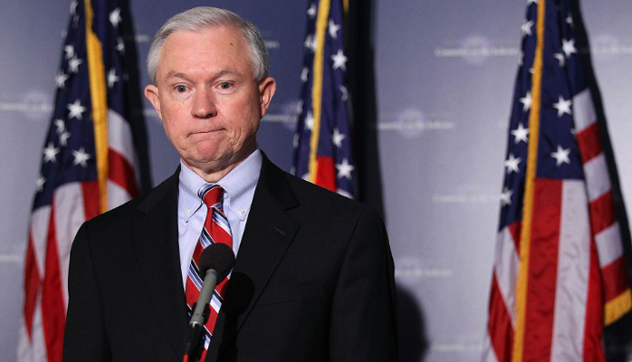 Attorney General Sessions Announces Special Counsel Investigation Into Black Friday