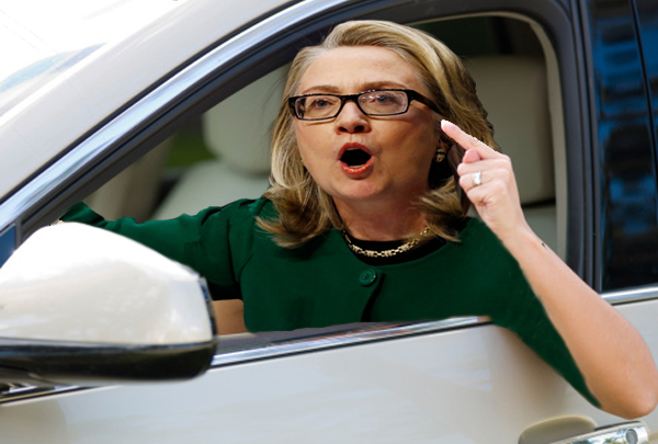 Hillary Clinton's Been Driving By Michael Flynn's House For 5