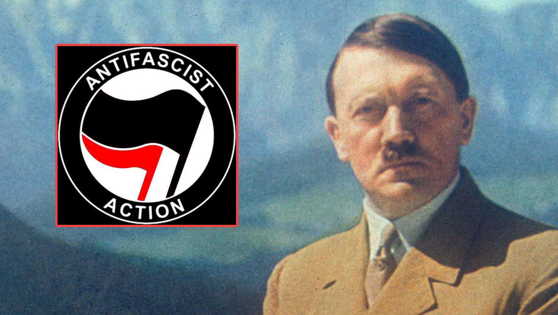 Adolf Hitler Endorses Labeling AntiFa A 'Terrorist Organization'