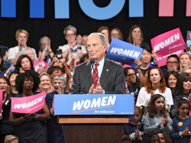 "Bloomberg: ""I Paid Broads Like They Were As Good at Their Jobs As Men"""