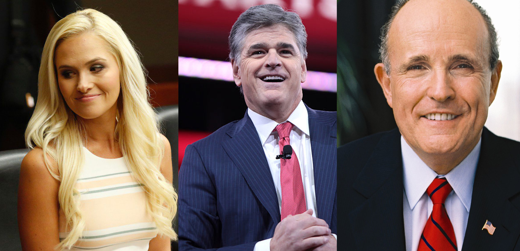 White House Adds Drs. Giuliani, Hannity, and Lahren to Coronavirus Task Force