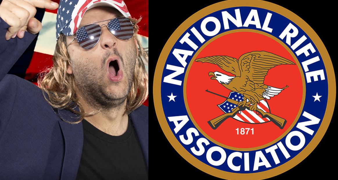 NRA Member Vows to Triple Donations to Group That's Robbed Him Blind for 25 Years