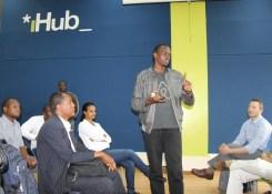 visit to Ushahidi