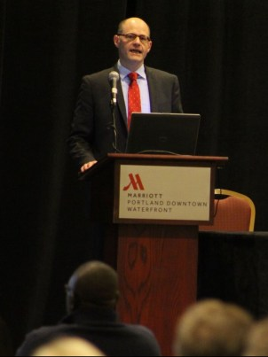 Plenary Address Speaker, Andrew J Seligsohn, Ph.D, President of Campus Contact