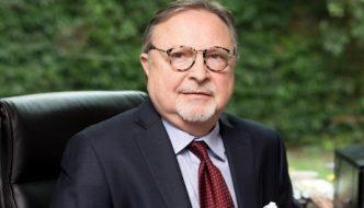Michael Genovese — 2017 Distinguished Teacher Award Recipient