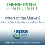 Theme Panel: Voters or the Market? The Politics of Credibility Since the Great Recession