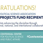 Ten Recipients of Special Projects Fund Initiative Announced