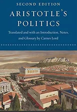 Aristotle Politics Book