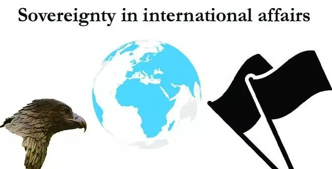 Sovereignty in international affairs