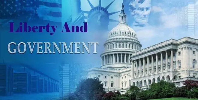 Liberty And Government