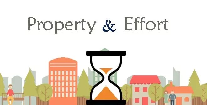 Property And Effort